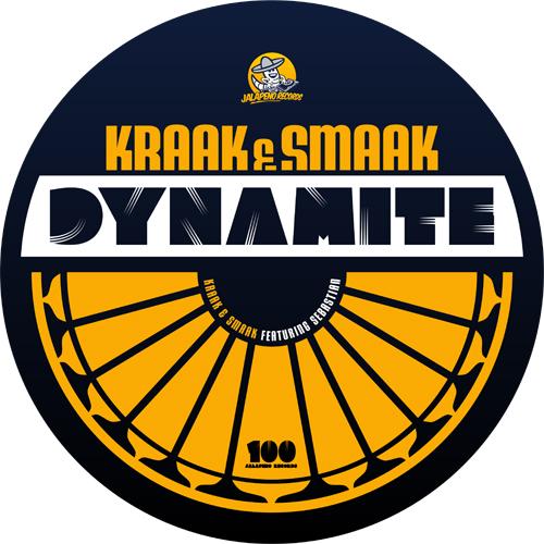 "Kraak & Smaak/DYNAMITE (PIC DISC) 12"""