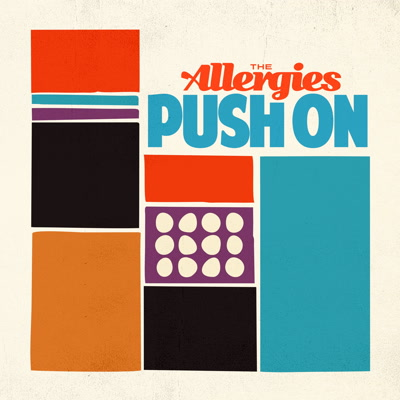 Allergies/PUSH ON CD