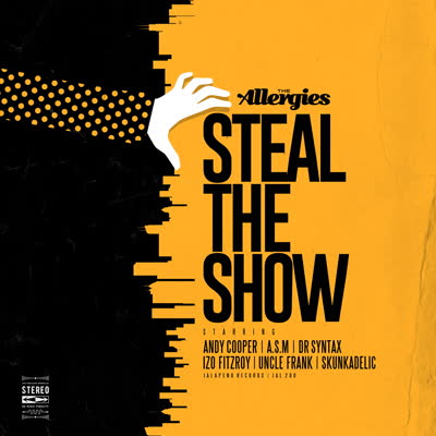Allergies/STEAL THE SHOW LP