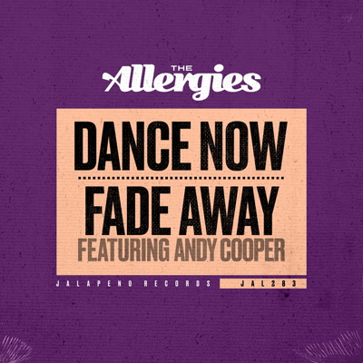 Allergies/DANCE NOW 7""