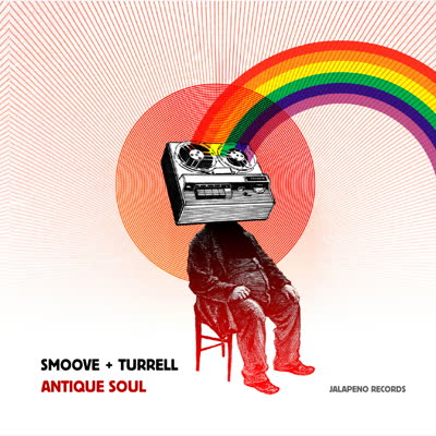 Smoove & Turrell/ANTIQUE SOUL LP
