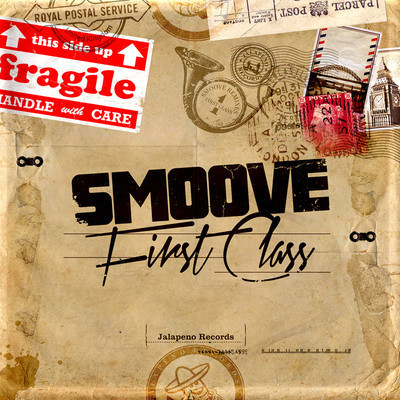 Smoove/FIRST CLASS CD
