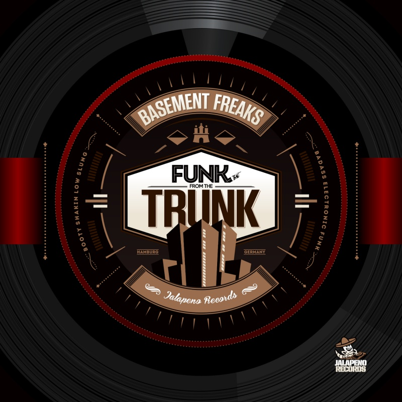 Basement Freaks/FUNK FROM THE TRUNK CD