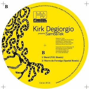 """Kirk Degiorgio/PRES SAMBATEK REMIXES 12"""""""
