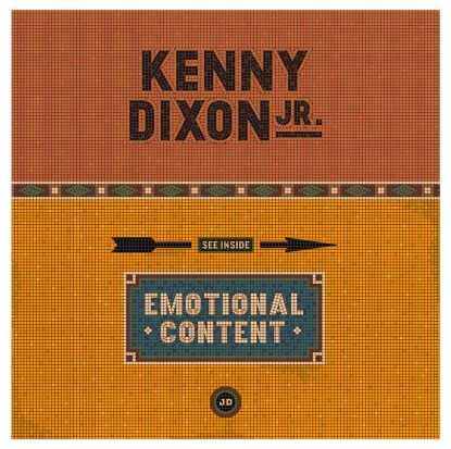 Kenny Dixon Jr/EMOTIONAL CONTENT RMX 12""