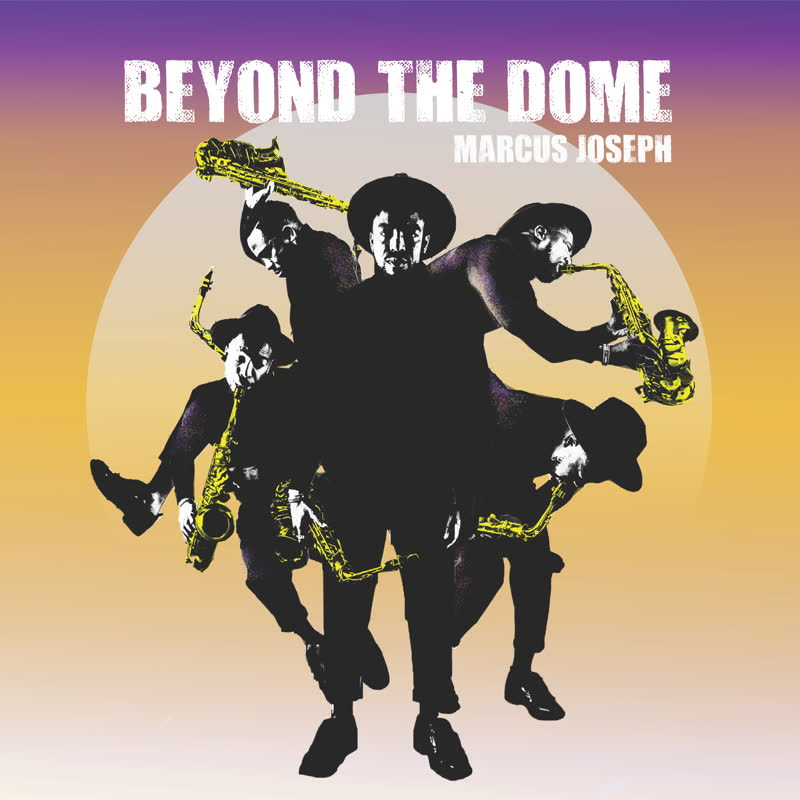 Marcus Joseph/BEYOND THE DOME LP