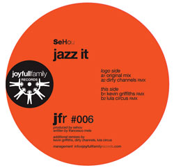Sehou/JAZZ IT 12""