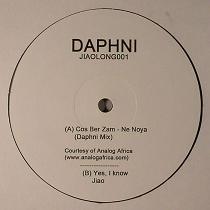 "Daphni/COS BER ZAM (EDIT) 12"""
