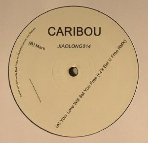 Caribou/YOUR LOVE (C2 SET U FREE RX) 12""