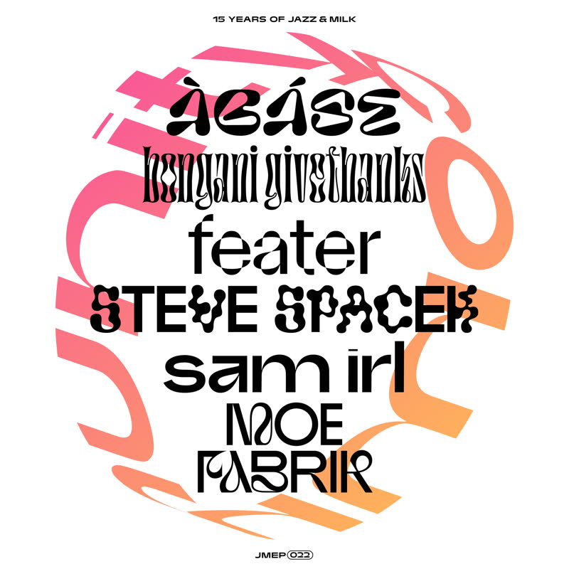 "Various/15 YEARS OF JAZZ & MILK 12"""