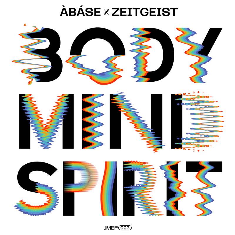 """Abase & Zeitgeist/BODY MIND SPIRIT 12"""""""