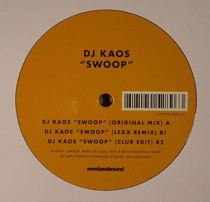 "DJ Kaos/SWOOP (LEXX REMIX) 12"""