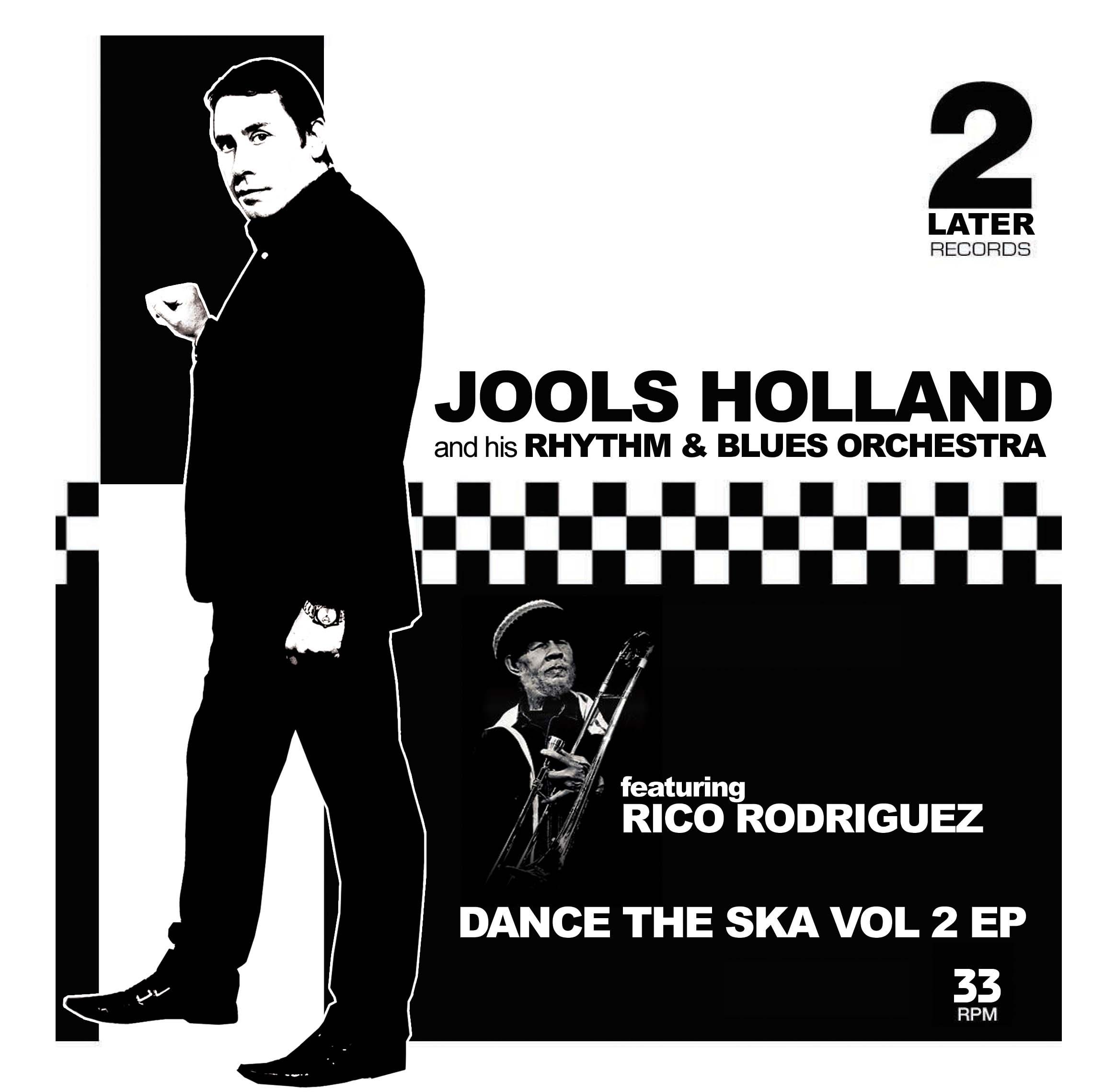 """Jools Holland/DANCE THE SKA VOL 2 7"""""""