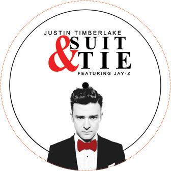 """Justin Timberlake/SUIT & TIE REMIX 12"""""""