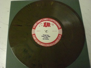 Lord Mike's Dirty Calypsonians/MORE 10""
