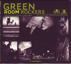 Green Room Rockers/SELF TITLED(COLOR) LP