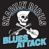 Roddy Radiation/BLUES ATTACK (COLOR) LP