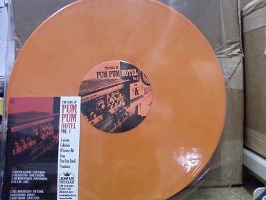 Various/SOUL OF PUM PUM HOTEL (COLOR) LP