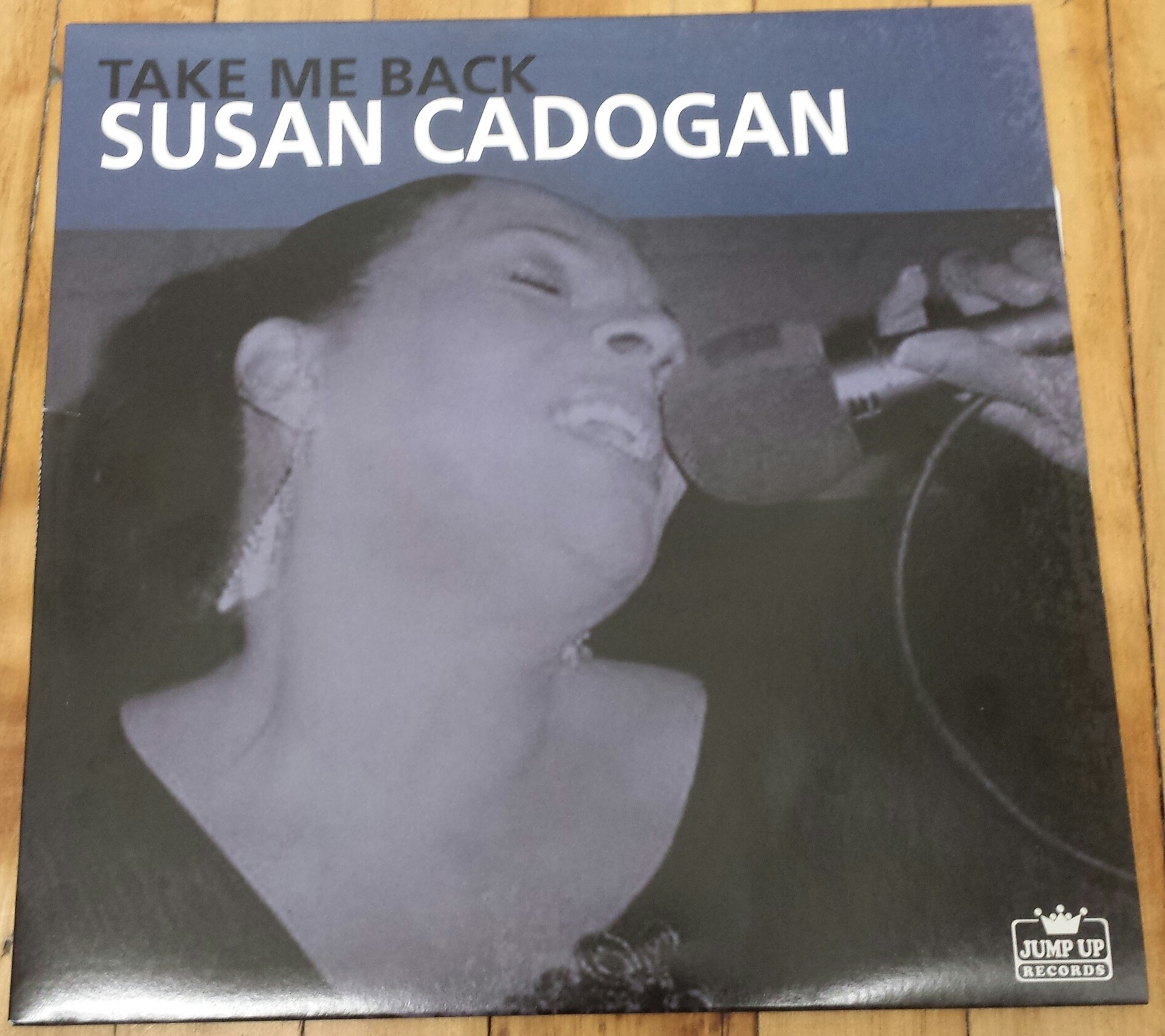 Susan Cadogan/TAKE ME BACK (EXPANDED) LP