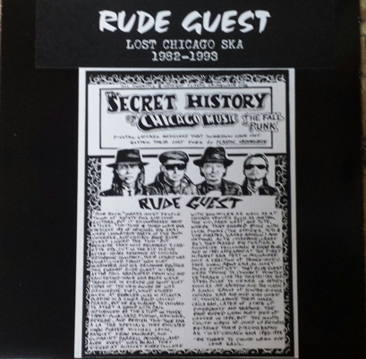 Rude Guest/LOST CHICAGO SKA 1982-93 LP