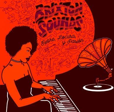 Brixton Sounds/FIEBRE LOCURA Y PASION LP