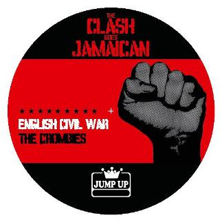 Clash Goes Jamaican/CROMBIES & GRR 7""