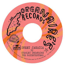Charley Organaire/SWEET JAMAICA 7""