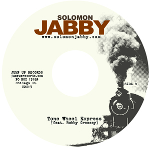 Solomon Jabby/SHOWDOWN - TONE WHEEL 7""