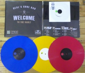 Deal's Gone Bad/WELCOME TO VAULT 3LP+7""