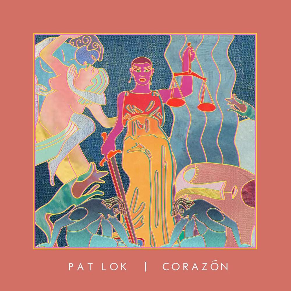 "Pat Lok/CORAZON EP 12"""