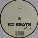 "Karizma/K2 BEATS VOL.1 12"""