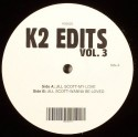 Jill Scott/MY LOVE K2 EDITS VOL. 3 12""
