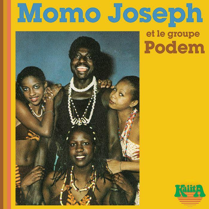 "Momo Joseph/LOVE AFRICA SOUL 7"""