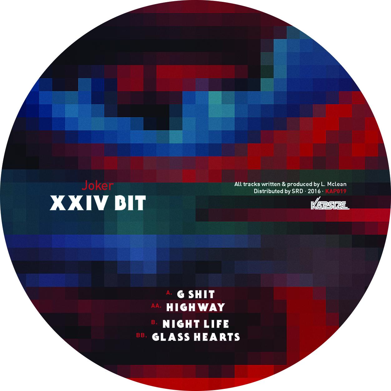 """Joker/XXIV BIT EP 12"""""""