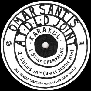 """Omar Santis/A T.D.L.D JOINT 12"""""""