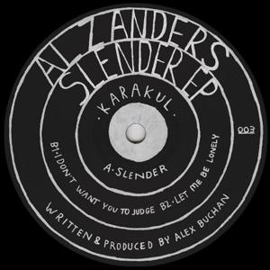 """Al Zanders/SLENDER 12"""""""
