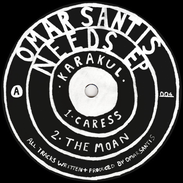 "Omar Saints/NEEDS EP 12"""