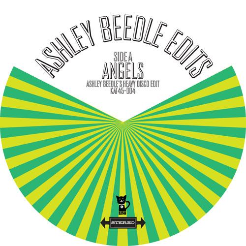 "Ashley Beedle vs Flora Purim/ANGELS 7"""