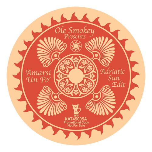 """Ole Smokey Presents/AMARSI UN PO 10"""""""