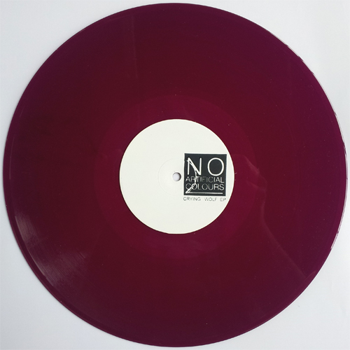 No Artificial Colours/CRYING WOLF 12""