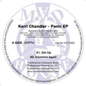 "Kerri Chandler/PANIC EP 12"""