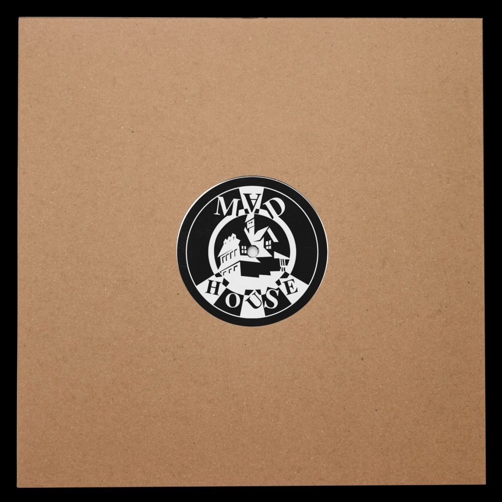 Kerri Chandler/THE WAY.. (C STUSSY) 12""