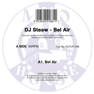 DJ Steaw/BEL AIR 12""