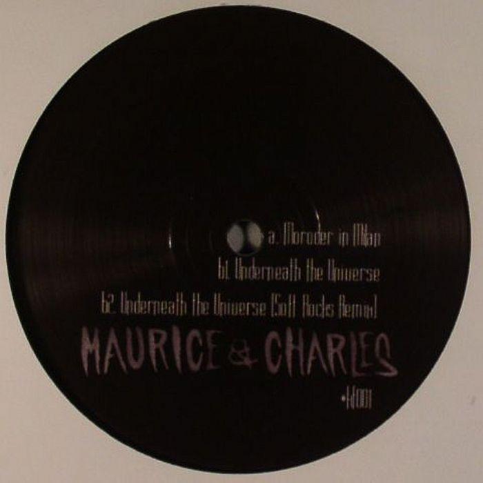 """Maurice & Charles/MORODER IN MILAN 10"""""""