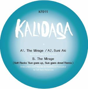 Kalidasa/THE MIRAGE (SOFT ROCKS RMX) 12""