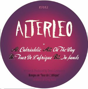 "Alterleo/KF012 EP 12"""