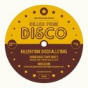 Killer Funk Disco Allstars/VOL.1 12""
