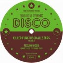 Killer Funk Disco Allstars/VOL.2 12""