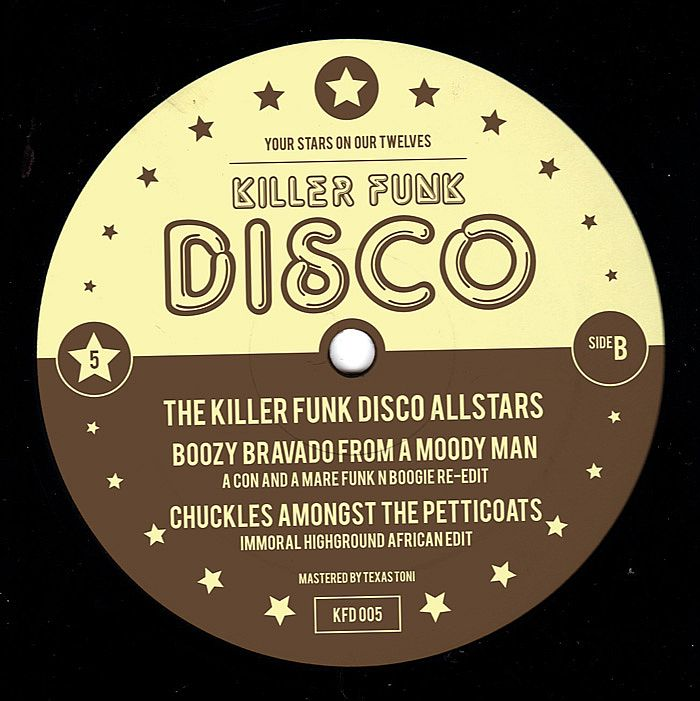 Killer Funk Disco Allstars/VOL.5 12""