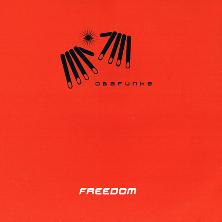 """Oba Funke/FREEDOM 12"""""""